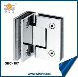 Special glace de 90 degrés à la charnière en verre de douche (GBC-107)