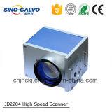Testa del laser dell'analizzatore rapido di Digitahi Jd2204 per la macchina per incidere del laser