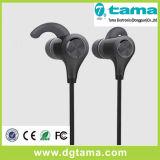 Auriculares sem fio do cancelamento do ruído do metal da alta qualidade dos fones de ouvido Bluetooth4.1 da forma