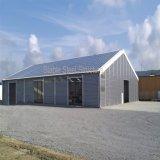 Almacén prefabricado de la estructura de acero con precio razonable