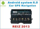 Navegação nova do GPS do carro do Android 6.0 de Ui para Toyota Reiz com jogador do carro