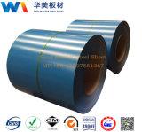 De vooraf geverfte Gi Rol van het Staal of PPGI of de Kleur bedekten de Gegalvaniseerde Grootte van het Blad van het Metaal van de Staalplaat Standaard in Rol van China met een laag
