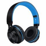 O som Intone auriculares sem fio pesados de Bluetooth do auscultadores do baixo Bt-06