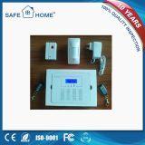 電池不足のプロンプト(SFL-K3)の普及した強盗の世帯LCDの警報システム