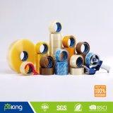 Cinta adhesiva de poco ruido del embalaje de la fuente profesional BOPP del fabricante
