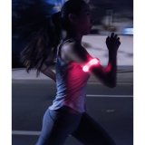 Out Door Sport Favor Printing Logo LED Reflective Arm Band