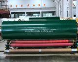 Première bande de conveyeur industrielle de PVC de vert de constructeur de courroie de Qualtiy