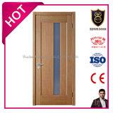 Porta interior do quarto do MDF da membrana européia do PVC do estilo