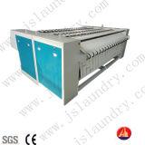 Plancha de Flatwork del lavadero del hotel e hierro de vapor (YPA)