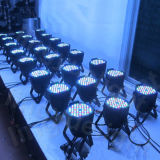 54X3w RGBWの段階ライトPAR64 DMX LED同価はできる