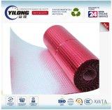 Matériau d'isolation de papier d'aluminium/isolation thermique avec le papier d'aluminium
