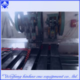 Машина CNC подогревателя воды высокочастотной плиты нержавеющей стали солнечная пробивая