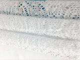 Blanco spandex nailon tejido jacquard (hd2423423)