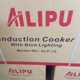 Venta caliente de la cocina de la inducción del control de sensor de Ailipu Alp-12 para el mercado de Siria y de Turquía