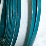 전자공학 식품 산업을%s PVC/PU 바인딩 또는 물개 컨베이어 벨트