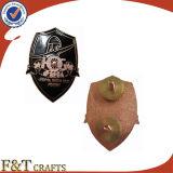 カスタム盾のバッジDIY Pin