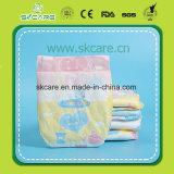 Baby-Windeln mit magischer Band-BaumwolleBacksheet Adl blauer Link-Zwischenlage