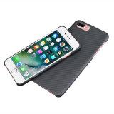 Caisse de vente chaude de téléphone de fibre d'ODM Aramid d'OEM de vente en gros de type de la mode 2016 pour l'iPhone 7 positif