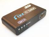 divisore di 1X4 HDMI