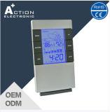 Wetterstation-Digitaluhr mit Temp-Tendenz und bequemer Stufe