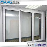 Puertas de vidrio de desplazamiento grandes
