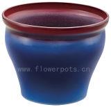 光沢がある終わりの装飾の植木鉢(KD9461-KD9462)