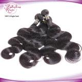 Выдвижение волос Remy популярного перуанского цвета волнистых волос естественного перуанское
