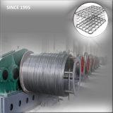 Da mola elevada do carbono do colchão da base En10270 fio de aço
