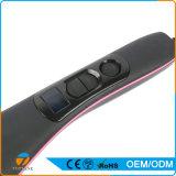 Lcd-Bildschirmanzeige-elektrischer gerades Haar-Pinsel-geraderichtender Eisen-Berufskamm