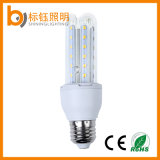"""Lampadina economizzatrice d'energia della lampada 90% di illuminazione di E27 7W LED (la base B22/E27/E14, """"la u"""" ha modellato i paralumi)"""