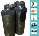 Aufblasbare Rohr-Prüfungs-Stecker mit Überbrückung