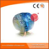 販売Z2-107のための良質0.8mmの厚さPVC草の球ボディ泡球