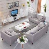 Nordisches Wohnzimmer-Schlafzimmer-Hotel-Gewebe-Sofa