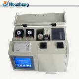Huazheng elektrisches Selbstöl-saures Neutralisations-Zahl-Analysen-Instrument