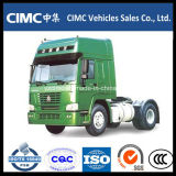 Traktor-Kopf China-HOWO A7 10wheeler 420HP mit bestem Preis