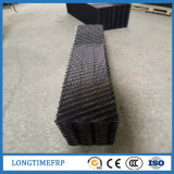 remplissage oblique de tour de refroidissement de PVC d'onde de 300mm/600mm