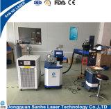 2017 сварочный аппарат лазера прессформы лазера 200W Repatr YAG Dongguan Sanhe