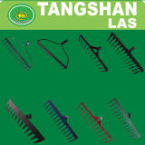 Аграрные типы инструмента стальной аграрной головки сгребалки ручного резца