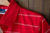 طرّز إستياء حمراء [ستريبد] نساء لعبة البولو لأنّ نساء ملابس