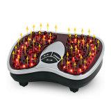 Massager eléctrico del pie de la vibración de Esino, placa de la vibración del pie del Acupressure