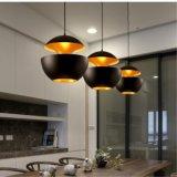 Lâmpada creativa de alumínio do pendente da iluminação simples moderna do projeto
