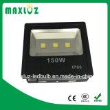 Nuovo proiettore esterno IP66 dell'indicatore luminoso di inondazione di arrivo LED con il prezzo poco costoso