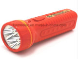 0.5W 4 Elektrische Toorts van het LEIDENE de Navulbare LEIDENE Flitslicht X503
