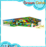 子供のためのPlaygroundrの屋内運動場のいたずらな城砦