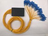 Divisore del PLC della scatola di plastica di telecomunicazione 1X32 di Gpon