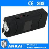 Il micro stordisce la pistola - ricaricabile con la torcia elettrica del LED, blu