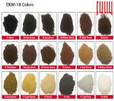 Fibre de cheveu de construction de fibre de cheveu de qualité