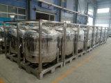1000L de Container van de tank voor Industrie van de Batterij