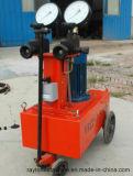 Losa prefabricada de la base de la depresión de la máquina del panel del muro de cemento que hace la máquina