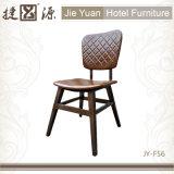 Nachgeahmte Woog Korn-Metallkaffeepub-Bistro-Stühle (JY-F56)
